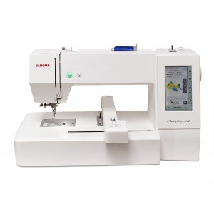 JANOME MC400e + PROGRAM...