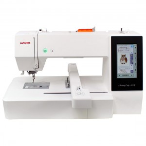 Janome MC500E + PROGRAM...