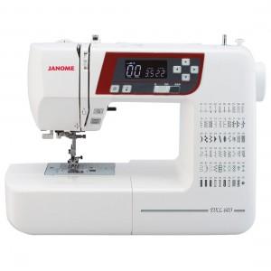 JANOME DXL603 + GRATIS!