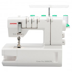 JANOME COVER PRO 2000CPX +...